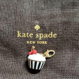 "Kate Spade ""How Charming"" Magnolia Cupcake"